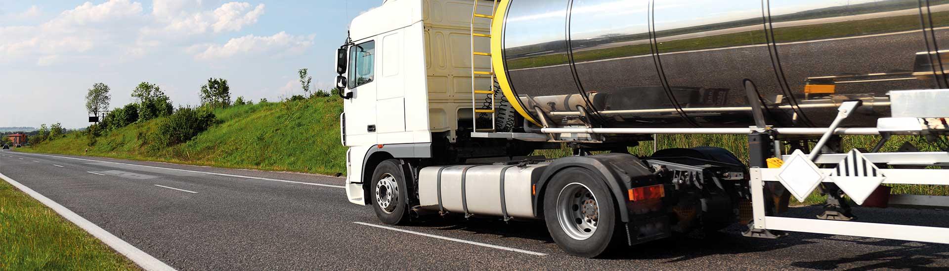 VVA vrachtwagen transport